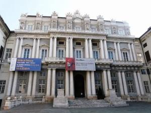 Il Palazzo Ducale di Genova