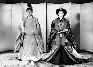 Il matrimonio dell'imperatore