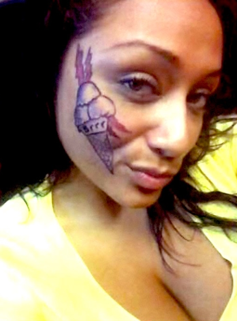 Tatuaggio gelato